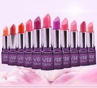 Wholesale longest wearing lipstick resale online - matte lipstick12 Colors Cosmetics Makeup Lip Gloss Long Lasting Waterproof Easy to Wear Velvet Matte Lipstick Maquiagem