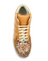 Wholesale Martins Online - 2017 Mens Stylish Maison Martin Margiela Paint Splatter Design Shoes Sneakers Shoes at the Best Prices Online Store