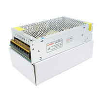 Wholesale Led Display Strip - 5V 40A 200W Switching power supply Driver For LED Light Strip Display Factory Supplier Mobinse for ws2811 ws2812b strip