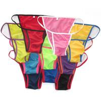 Mens String Bikini Fashional Panties Bulge Contoured Pouch G4481 Stretchy Swim mens underwear