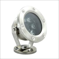 Wholesale 12 houses for sale - underwater light LED stainless housing RGB waterproof lamp for fountain plaza