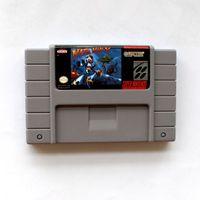 Wholesale 16 Bit Games - Hot Sale Megaman X 16 bit Big Gray Super Game Card For NTSC Game Player