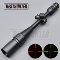 Wholesale Tactical Illuminated - Carl ZEISS 4-16X40 Tactical Scope Golden Letter Making Optics Air Rifle Optics Sight Illuminated Riflescopes Hunting Scope