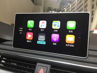 Wholesale Map Drives - intelligent drive android carplay for audi A4 audi B7 B8 B9 B10 edition(year2009-2016 ) support on line free maps 4Gwifi navigation GPS