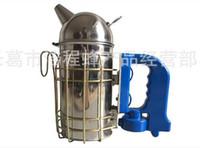 Wholesale Wholesale Beekeeping Tools - Hot Stainless Steel Electric Bee Smoke Transmitter Kit Electric Beekeeping Tool Galvanized Sheet Heat Shield Beekeeping Equipment
