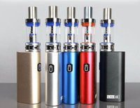 Wholesale Mini Watt - Jomo Lite 40w 3ML Vapor Tank E Cigarette Kits Jomo 40 watt E cig Box Mod Lite 40w vapor mod kit VS Kanger Subox mini Kit