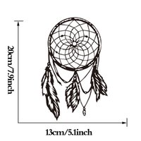 Wholesale 3d wall words sticker for sale - Group buy Dream Catcher Wall Stickers Computer Sticker Home Decor Car Styling Decals Window Decoration Vinyl Adhesive Art Decal Mural