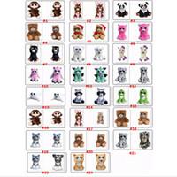 Wholesale Plush Sun Toy - Christmas Face Change Feisty Pets Animals Plush toys cartoon monkey unicorn Plus Animals Stuffed Animals for baby from sunning