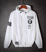 Wholesale Cool Windbreaker Jackets - Men's windbreaker, jacket, jacket, baseball clothes, tide cool, handsome men's coat, youth burst kanye west fear of god suprem