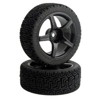 <b>4x4 RC</b> HSP HPI Rally Wheel Rotella, D: 68mm, W: 26mm, esagono della lima: 12mm 9077-8014