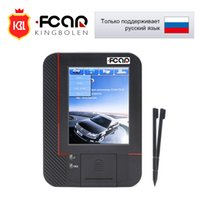 Wholesale online testers - 2017 Latest Version Fcar F3-G (F3-W + F3-D) For Gasoline Cars and Heavy Duty Trucks with Russian Language Online Update