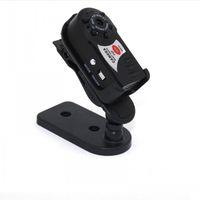 cámara de bala ir ip66 al por mayor-Q7 Mini Wifi DVR Videocámara IP Inalámbrica Cámara Grabadora de Video Cámara Infrarroja de Visión Nocturna Micrófono Incorporado no memerycard envío gratis