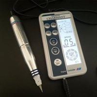 Wholesale Permanent Makeup Cartridges - Permanent Makeup intelligent Charmant Cartridge needle machine kit