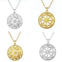 Wholesale Protection Necklaces - Molvinets Pendant Ancient Slavic Amulet Maxi Power Necklace Christmas Gifts Jewelry Magic Amulet Protection Symbols Necklace
