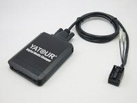 Adaptador de carro Yatour M07 Para Peugeot Citroen RD4 RT3 Can-bus com iPod + iPhone + USB + SD + AUX Digital Media Changer