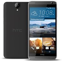 Wholesale Mobile Phones One Sim - Refurbished Original HTC ONE E9+ E9 Plus E9PW 4G LTE 5.5 inch Octa Core 3GB RAM 32GB ROM Dual SIM 20MP Camera Mobile Cell Phone DHL 1pcs