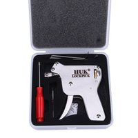 Wholesale Kaba Lock Pick Tool - New Arrival High Quality Lock Picking Tools Lock Pick Gun Professional Locksmith Tools HUK Pick Gun for Kaba Lock ( DOWN)