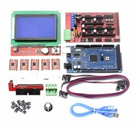 Kit stampante 3D IKEYES T7 ARDUINO DIY RAMPS 1.4 con driver LCD12864 A4988 e scheda 2560