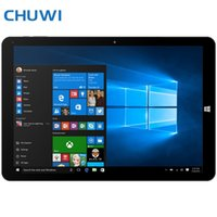 "Wholesale Chinese Pc Memory - Wholesale- Original 12""inch CHUWI Hi12 Tablet PC IPS Intel Win+Androd Quad Core Mini PC 4G RAM 64G ROM eMMC Memory Tablette Graphique Ecran"