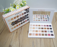 Wholesale mega size - Professional Makeup LORAC MEGA PRO Palette 32 Color Nake Eyeshadow LORAC Eye shadow Palette Makeup Set Cosmetics Palette