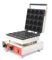 Wholesale New Products Electric Waffle Baker Waffle Stick Maker Bakery Machines Stroopwafel For Sale LLFA