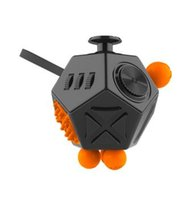 Wholesale toys for discount for sale - Group buy 2017 new mens Finger Toys discount Decompression Toy Raising funds for Fidget Cube A Vinyl Desk Toy desk toy designed Dropshipping Accepted