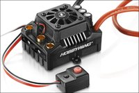 Wholesale Rc Hpi Body - Speed Controller Hobbywing EZRUN Max8 V3 150A Waterproof Brushless ESC TRX PLUG For RC 1 8 Traxxas E-REVO Traxxas Summit HPI Savage Thunder