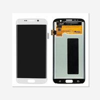 Wholesale Galaxy Touch Screen Digitizer - For Samsung Galaxy S7 Edge G935 New Original LCD Touch Screen Digitizer Replacement Parts