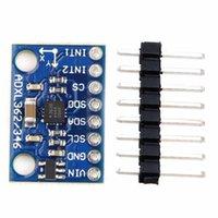 Wholesale Arduino Accelerometer - GY-362 ADXL362 High Performance Sensor Module 3 Axes Accelerometer Sensor Module With SPI Interface For Arduino