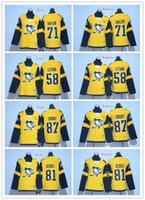 Wholesale Sidney Crosby Stadium Series Womens Youth Pittsburgh Penguins Evgeni Malkin Kris Letang Kids Phil Kessel hockey jersey stitched