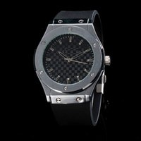 Wholesale Battery Shapes - New Top brand Designer Luxury men's watches Rubber Straps Quartz watch Elegant wristwatches clock for men Reloj Hombre Free Shipping 2017