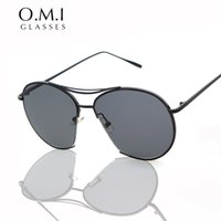 Wholesale full jump - 2017 Jumping Jack Sunglasses Cut Off Trimming Frame Unisex Brand Design Popular Ray Sun Glasses Oculos De Sol OM231