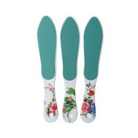 Wholesale Double Sided Foot Rasp - Large Double Side Foot File Rasp Dead Skin Callus Remover Pedicure Smoother Feet Rasp Callus File Hard Tool