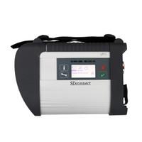 herramienta de diagnóstico estrella para mercedes benz. al por mayor-2017 de alta calidad MB Star SD Connect C4 herramienta de diagnóstico para Mercedes Benz SD C4 con Wifi DHL envío gratis