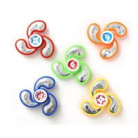 Wholesale Hands Free Bra - Hotest Free Shipping Colorful Fidget Spinner Whirlwind New Arrival Professional EDC Hand Spinner Hurricane Bras Kids Toys For ADHD