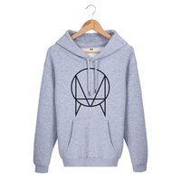 Wholesale Roll Neck Pullover - Wholesale-Dubstep House Electro Dj SKRILLEX Hoody Sweatshirts Rock And Roll Punk Fleece Hoodies Jumpers Hip Hop OWSLA Music Pullovers