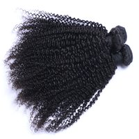 Wholesale Kinky Curly Ombre Hair Dye - Hot Sell Brazilian Hair Malaysian Brazilian Indian Peruvian Kinky Curly hair extension unprocessed human virgin hair weave Can Be Dyed Ombre