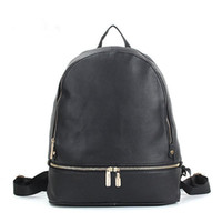 Wholesale brand backpack women luxury designer backpacks leather backpack vintage mochila high quality waterproof ladies leisure bagpack