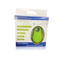 mobil gps cihazları toptan satış-Çocuk iki yönlü alarm anti-kayıp cihazı su damlaları Bluetooth anti-kayıp cep telefonu, anti-hırsızlık hayvan bulucu mini gps araba izci
