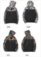 Wholesale Types Jacket Women - 2017 Autumn new justin bieber parka men and women camouflage Loose type hooded jacket free delivery