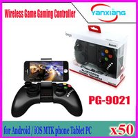 iPega PG-9021 Wireless Bluetooth Spiel Gaming PC Controller Joystick Gamepad für Android / iOS MTK Handy Tablet PC TV BOX 50PCS YX-PG-21