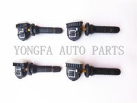 Wholesale Ford Focus Sensors - Set Of 4 TPMS Tire Pressure Sensor For Ford Focus Ranger EV6T-1A180-CB 1862980