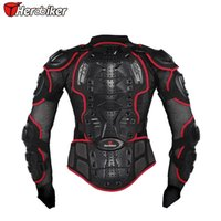 Wholesale Dirt Bike Body - HEROBIKER Men's Motocross Off-Road Dirt Bike Motorcycle Full Body Armor Motorbike Street Racing Jacket Size: M L XL XXL XXXL
