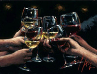 Wholesale Impressionism Arts - Framed Fabian Perez for Better Life IX,Pure Hand Painted Impressionism Art Oil Painting On Thick Canvas.Multi Sizes Free Shipping Fp014