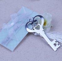 ingrosso i bambini favoriscono i segnalibri-Segnalibro a forma di cuore vuoto con design nappa bianco Segnalibro matrimonio squisito Baby Shower Bomboniere regali