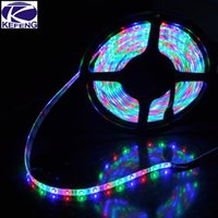 Wholesale Discounts Led Light Strip - Wholesale-Big Discount RGB 3528 SMD Flexible led strip Not waterproof 300LEDs 5M Tape Light with 24 key IR Remote Control,White Blue color