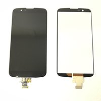 Wholesale K Bar Wholesale - For LG K Series K10 K428 K430T K430dsf K430N Digitizer + LCD Fused Assembly Repair Parts- Black
