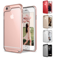 Wholesale Space Case Wholesale - For iphone 8 Plus Case [Skyfall Series] Transparent Clear Slim Scratch Resistant Air Space Technology for Apple iPhone 6 6S 7 Plus Cover