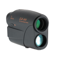 Wholesale distance monocular resale online - Freeshipping Compact X25 Telescope laser Rangefinder m laser Range Finder Golf Rangefinder Hunting Monocular Distance Meter Speed Tester