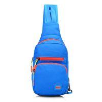 Wholesale Envelope Chest - 2017 Men women chest bags waist bag casual oxford sport bag shoulder bag crossbody bags travel gym bags